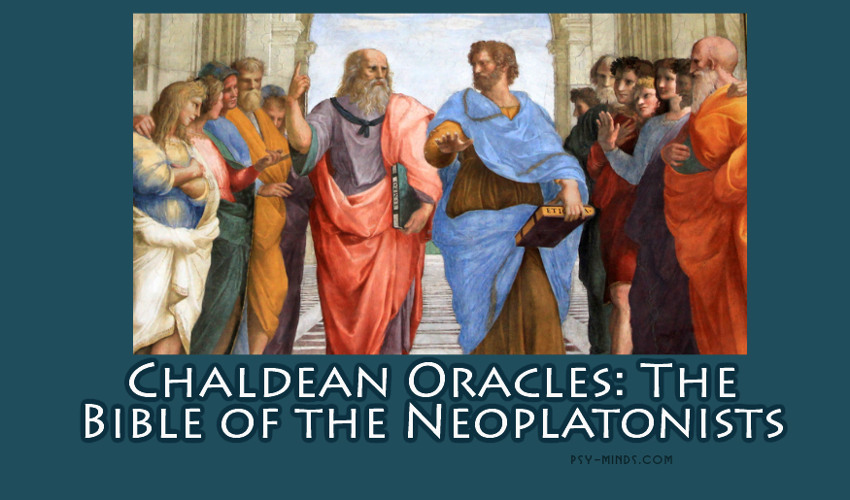 Chaldean Oracles The Bible of the Neoplatonists
