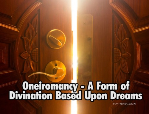Oneiromancy – A Form of Divination Based Upon Dreams