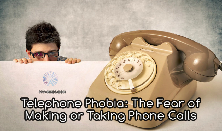 Telephone Phobia The Fear of Making or Taking Phone Calls