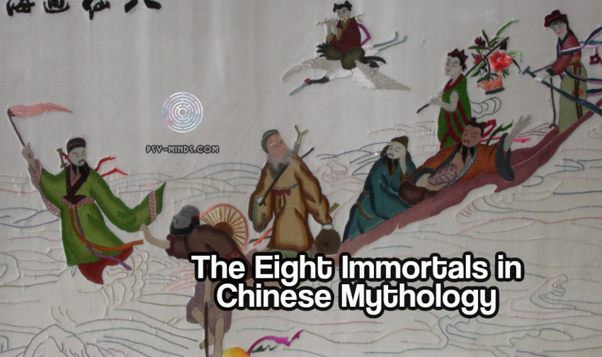 The Eight Immortals in Chinese Mythology
