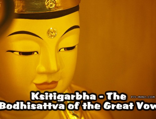 Ksitigarbha – The Bodhisattva of the Great Vow