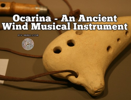 Ocarina – An Ancient Wind Musical Instrument