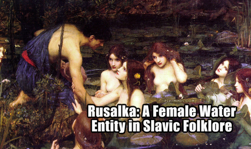 Rusalka A Female Water Entity in Slavic Folklore