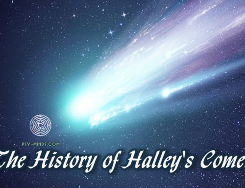 The History of Halley's Comet