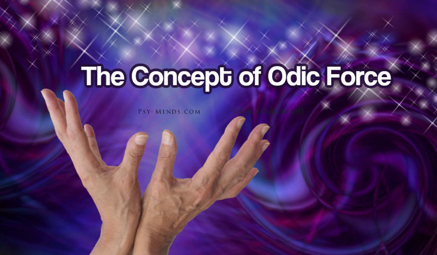 The Concept of Odic Force
