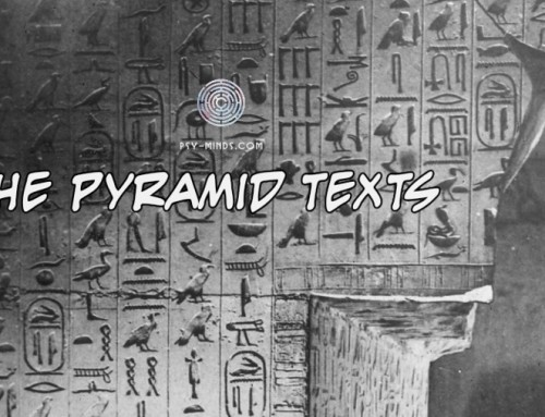 The Pyramid Texts