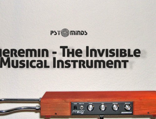 Theremin – The Invisible Musical Instrument