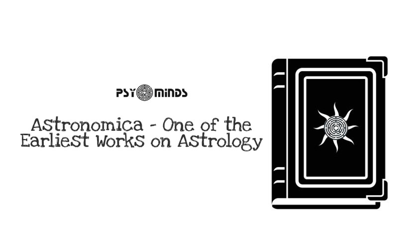 Astronomica - One of the Earliest Works on Astrology