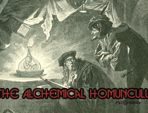 The Alchemical Homunculus