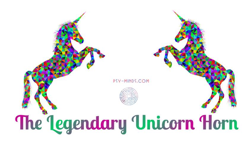 The Legendary Unicorn Horn