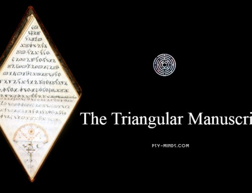 The Triangular Manuscript