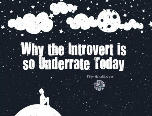 Why the Introvert is so Underrate Today