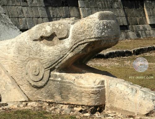 Kukulkan – A Mesoamerican Serpent Deity