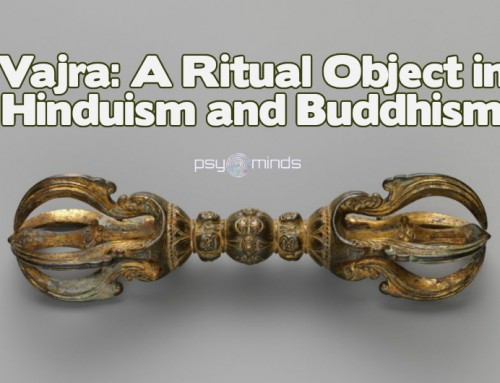 Vajra: A Ritual Object in Hinduism and Buddhism