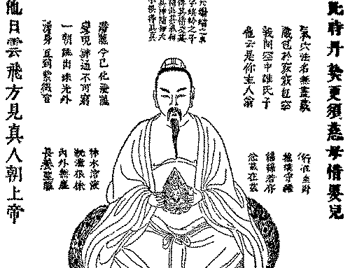 Neidan: A Part of the Chinese Alchemical Meditative Tradition