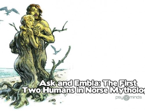 Ask and Embla: The First Two Humans in Norse Mythology