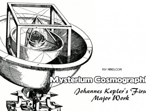 Mysterium Cosmographicum: Johannes Kepler's First Major Work