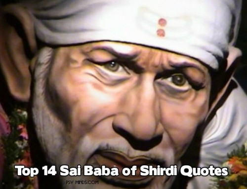 Top 14 Sai Baba of Shirdi Quotes